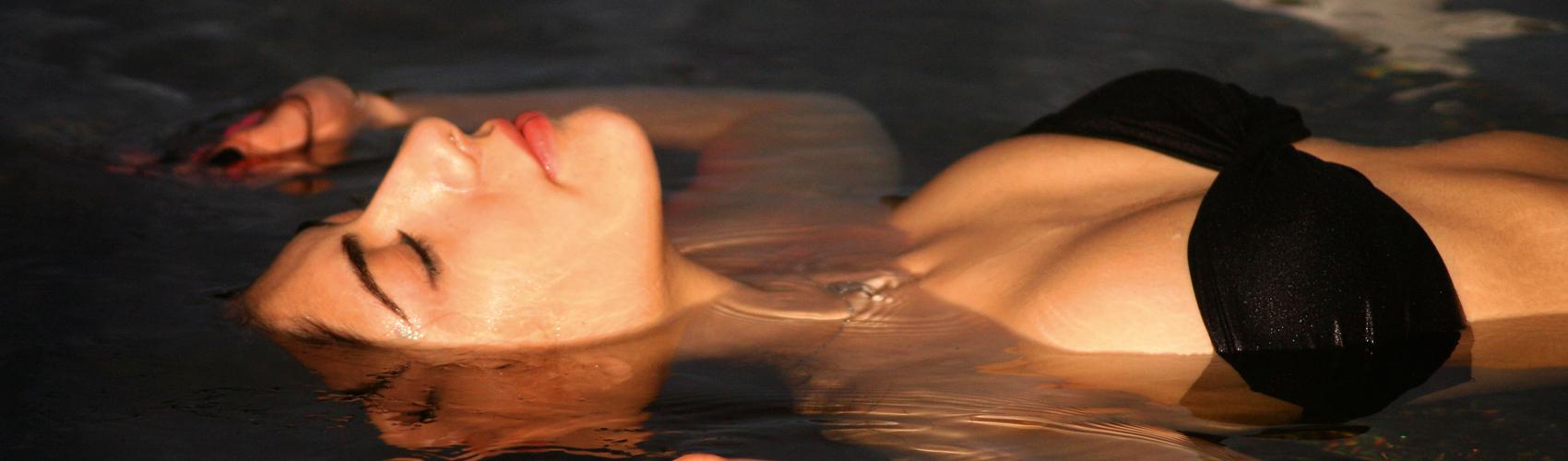 """Das Floating """"schweben"""""""